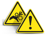 ISO Warning Labels