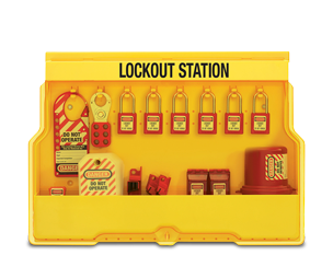 Lockout Stations