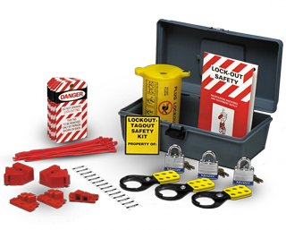 Lock Out Tag Out Kits