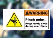 Machine Safety Labels