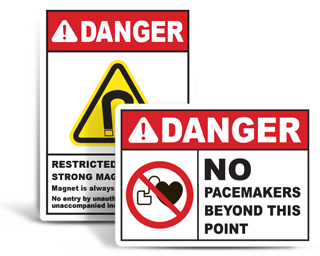 Magnetic Field Signs