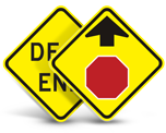 MUTCD Warning Signs