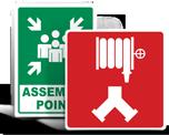 NFPA 170 Symbol Signs