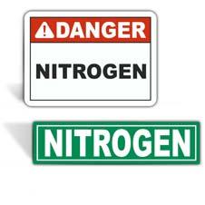 Nitrogen Signs