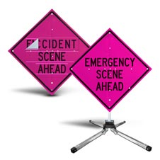 Emergency Management Signs