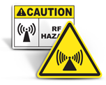 Radio Frequency Labels