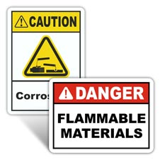 Chemical Identification Labels
