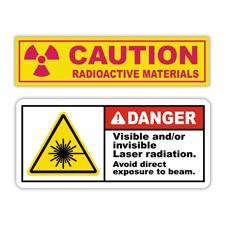 Radiation Labels