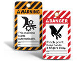 Safe Operation Tags
