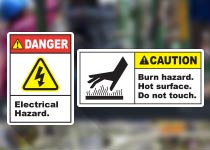 Safety Labels