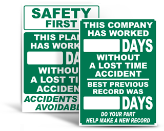Safety Scoreboards