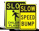 School Traffic Signs