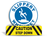 Slip / Fall Labels