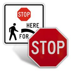 MUTCD Stop Signs