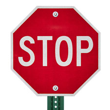 MUTCD Stop Sign