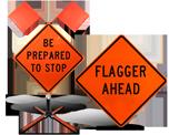 Temporary Warning Signs