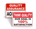 Think Quality Labels