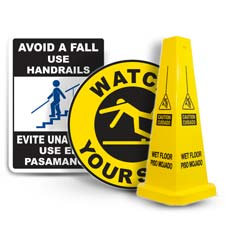Floor Safety Products