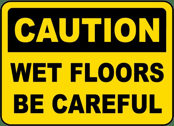 Image Result For Wet Floor Cones