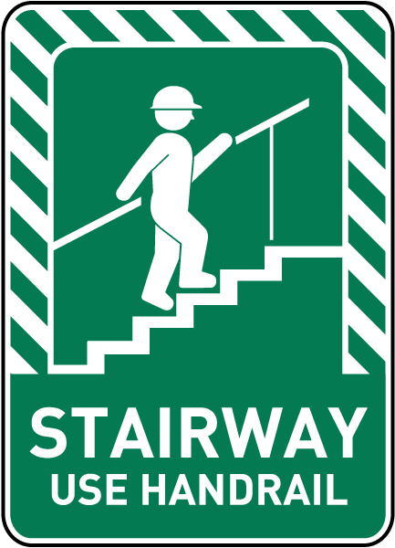 how to use a safety step