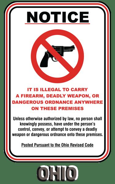 guns online ohio