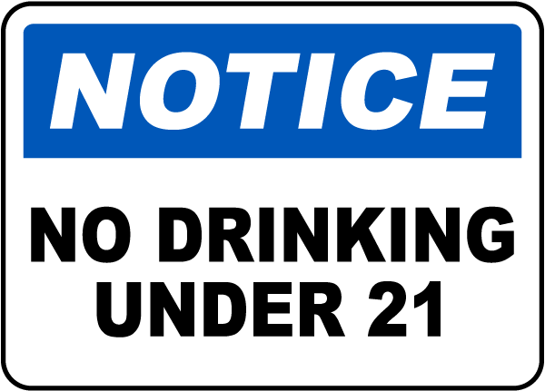 thesis statement on keeping the drinking age at 21 Persuasive essay - drinking age  the drinking age was moved to 21 because it was believed that 21 year olds were mature enough to drink responsibly one of the .
