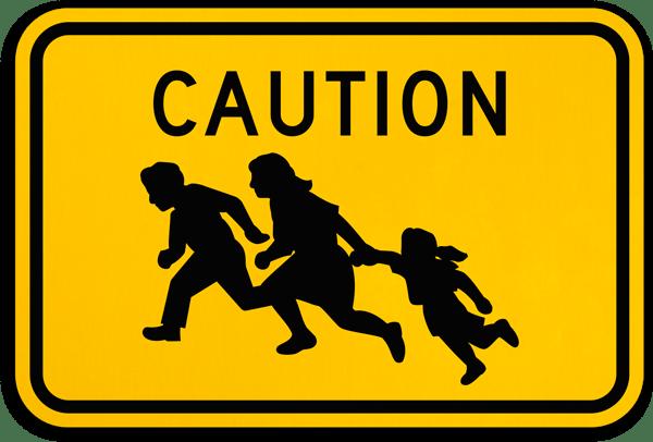 immigration signage