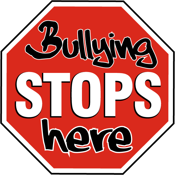 Bullying Stops Here Sign By Safetysign Com F7771