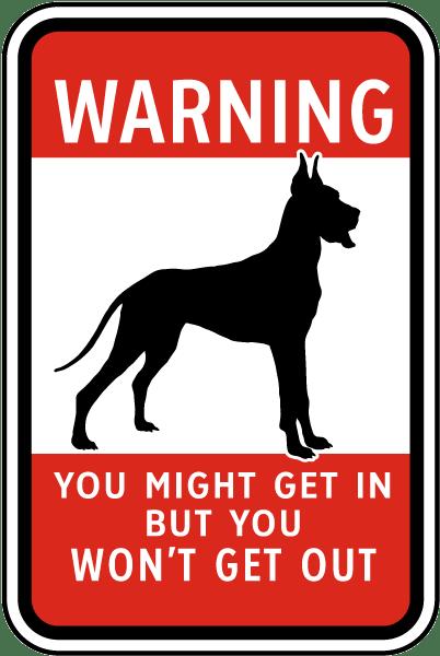 F8003-dog-warning-sign