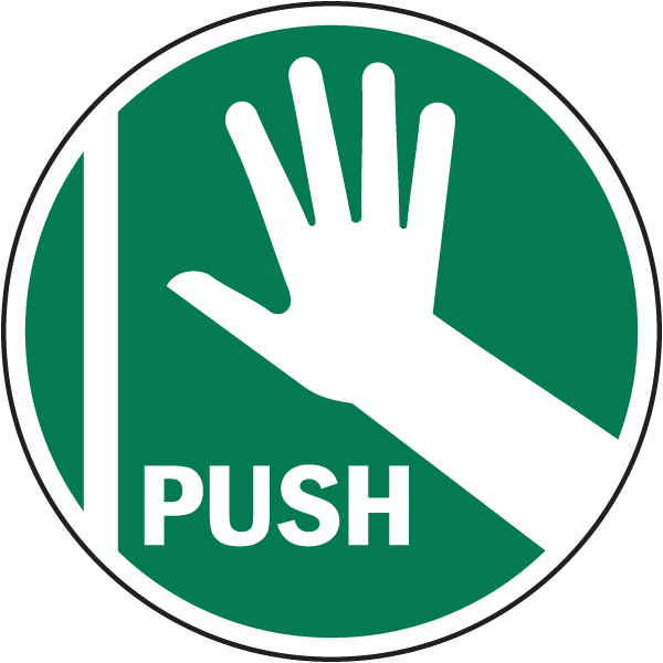 push label g2037 by safetysign com