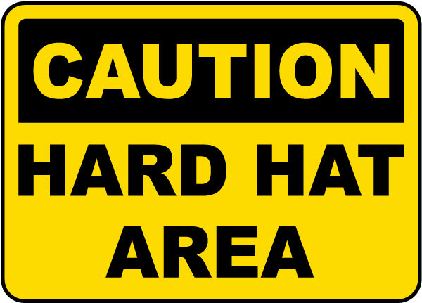 Légend image with free printable construction signs