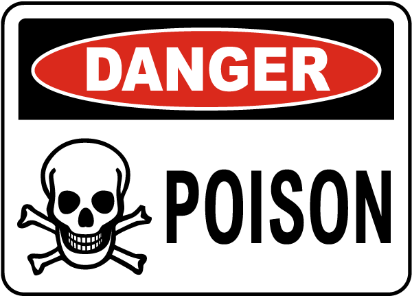 do not do that do not poison your guests