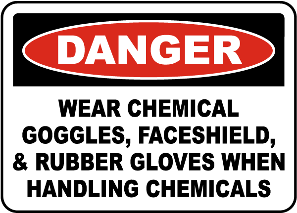 danger wear ppe sign by safetysign     g4822