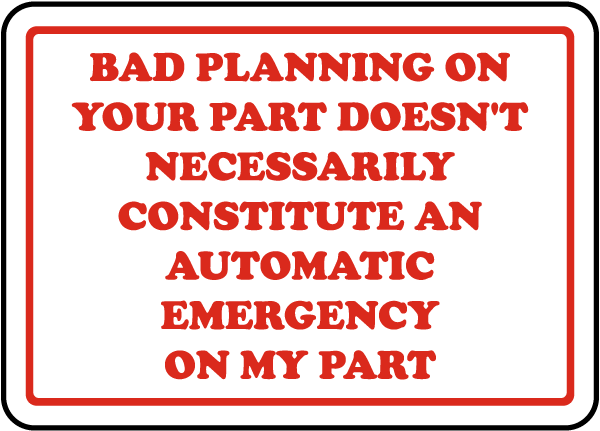 Lack Of Planning Quotes. QuotesGram