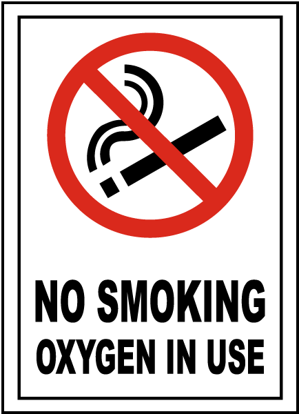Using oxygen at home