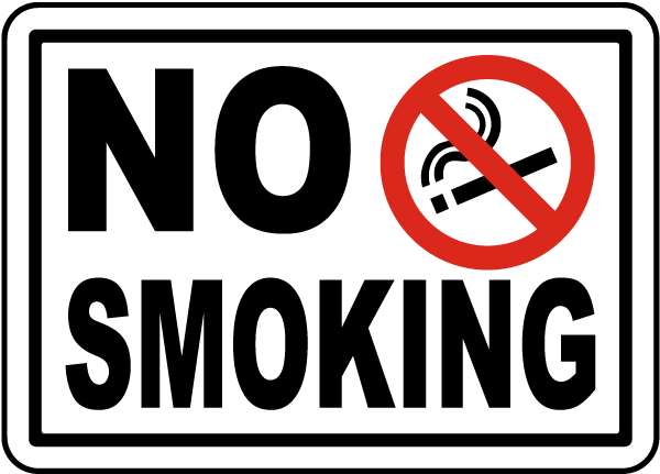 Image result for no smoking