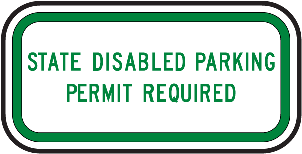 how to get a handicap parking permit