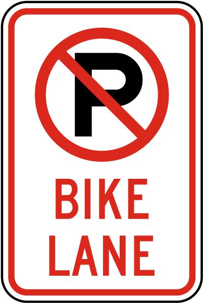 bike signs