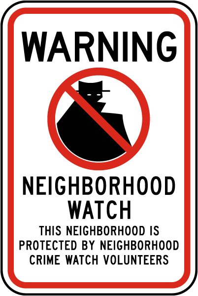 Neighborhood Watch Sign By Safetysignm  W5450. Nexus Rehabilitation Dallas Tx. Donation To Cancer Research Auto Place Usa. Benedictine University Mba Ranking. How Many Members Does Aarp Have. Commercial Industrial Roofing. Sonicwall Virtual Office Financial Aid For Mba. Cisco Certifications Tracking. Corecomm Internet Services Htc Hd2 Windows 8