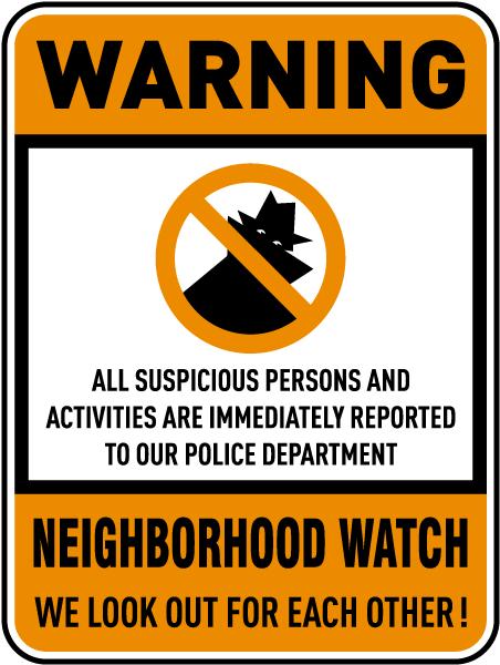 Neighborhood Watch Program - Los Angeles Police Department