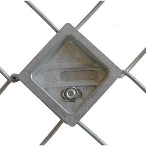 Chain Link Fence Kit By Safetysign Com Y4904