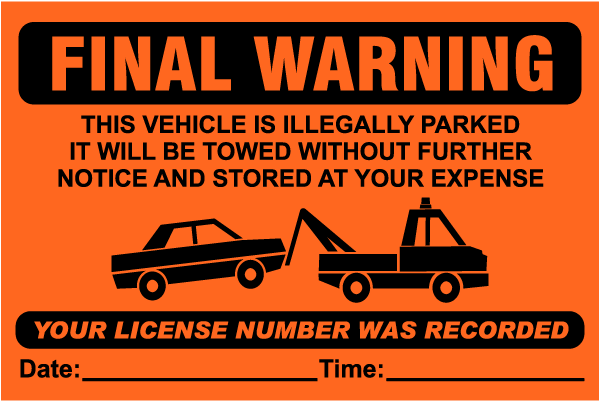 What To If Your Car Gets Towed