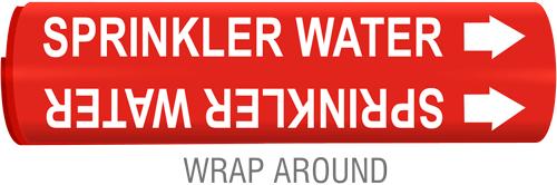 Sprinkler Water Pipe Marker