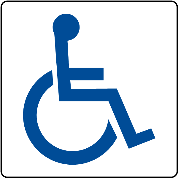 International Symbol of Accessibility Sign