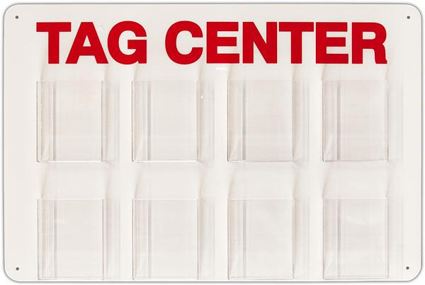 Tag Storage Center