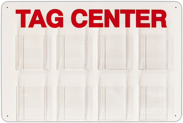 Tag Storage Center