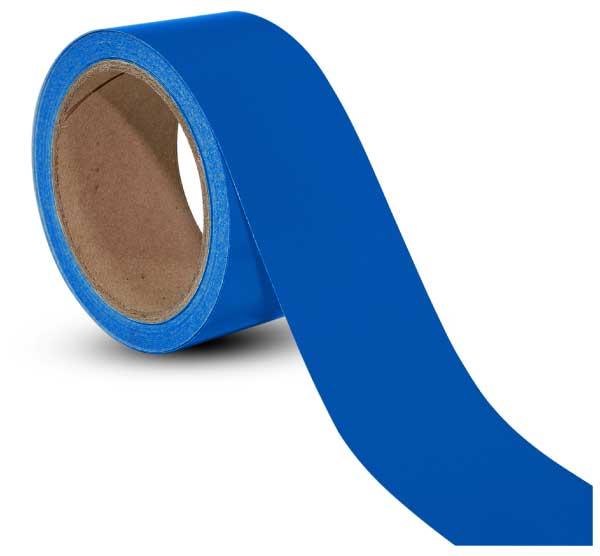 Blue Reflective Floor Marking Tape