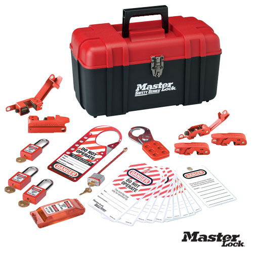 Portable Electrical Safety Lockout Kit