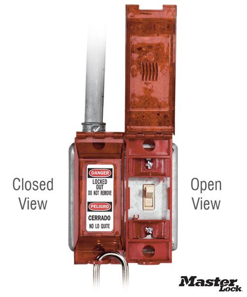 Universal Wall Switch Lockout