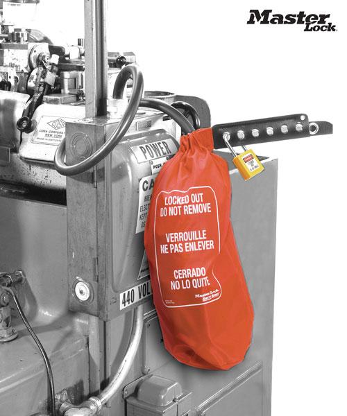 Oversize Plug and Hoist Lockout Bag